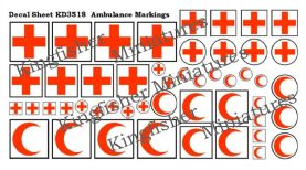Ambulance Markings